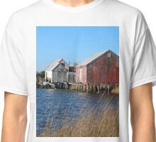 Oyster sheds  Classic T-Shirt