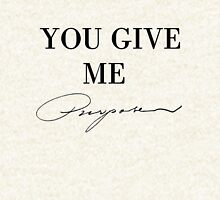 Justin Bieber - Purpose Crewneck - You Give Me Purpose T-Shirt