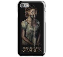pride prejudice zombies movie iPhone Case/Skin