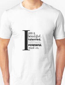 leslie knope quote Unisex T-Shirt