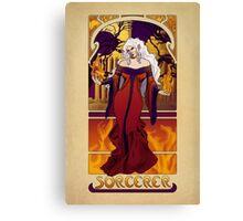 L'Ensorcelleur - The Sorcerer Canvas Print