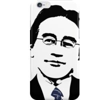 Saturo Iwata iPhone Case/Skin