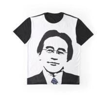 Saturo Iwata Graphic T-Shirt