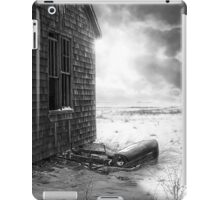 Front End - Black and White iPad Case/Skin