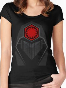 Star Wars - First Order Women's Fitted Scoop T-Shirt