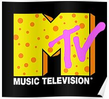 90's MTV Poster