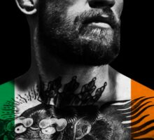 Conor McGregor Take Over Sticker