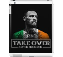 Conor McGregor Take Over iPad Case/Skin