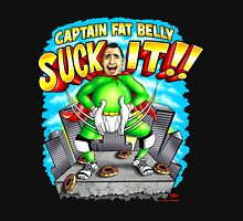 Captain Fat Belly - Impractical Jokers Unisex T-Shirt
