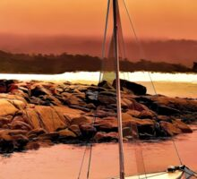 Bay of Fires 5 Sticker