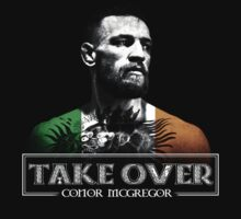 Conor McGregor Take Over by Fredesign