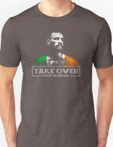 Conor McGregor Take Over Unisex T-Shirt