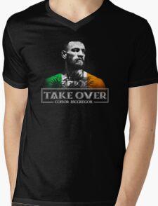 Conor McGregor Take Over Mens V-Neck T-Shirt