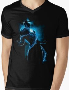 Zoom is coming Mens V-Neck T-Shirt