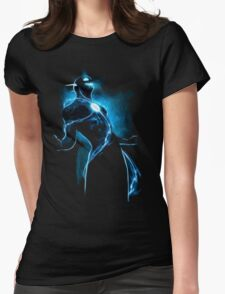 Zoom is coming Womens Fitted T-Shirt