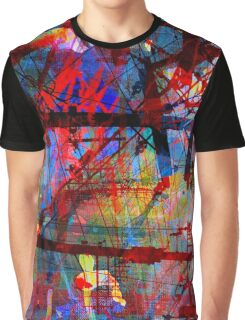 the city 43 Graphic T-Shirt
