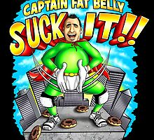 Captain Fat Belly - Impractical Jokers by LinkArtworks