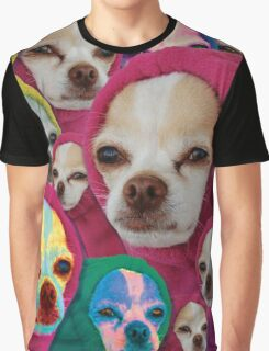 the doggo is become the worm and the worm is become the doggo Graphic T-Shirt