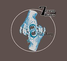 """8th Day"" brother project to ""7real Day's"" in Black 2 T-Shirt"