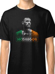 Conor McGregor (Tri) Classic T-Shirt