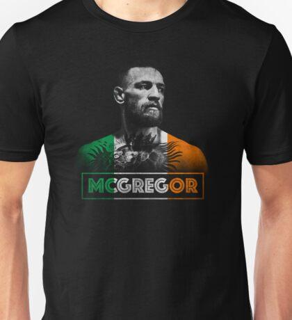 Conor McGregor (Tri) Unisex T-Shirt