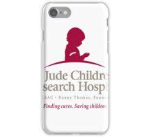St Jude Children's Research Hospital iPhone Case/Skin