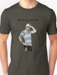 josh dun is josh fun T-Shirt