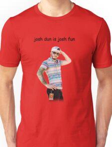 josh dun is josh fun Unisex T-Shirt