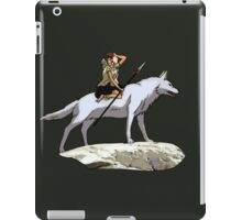 Mononoke riding. iPad Case/Skin