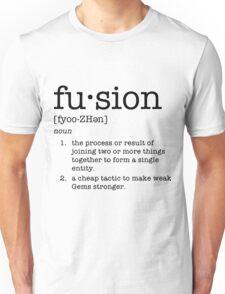 Fusion Definiton - Steven Universe Unisex T-Shirt