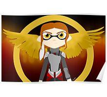 Splatoon - The Hunger Games Poster