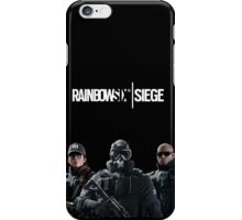 Rainbow 6 iPhone Case/Skin