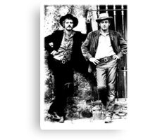Butch Cassidy and the Sundance Kid 2 Canvas Print