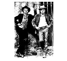 Butch Cassidy and the Sundance Kid 2 Photographic Print