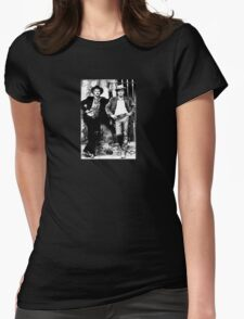 Butch Cassidy and the Sundance Kid 2 Womens Fitted T-Shirt
