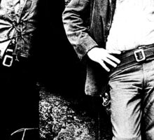 Butch Cassidy and the Sundance Kid 2 Sticker