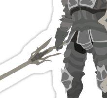 Demon's Souls - Tower knight  Sticker