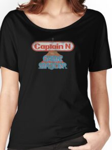 Captain N The Game Master Women's Relaxed Fit T-Shirt