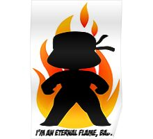 Ruby's an Eternal Flame, Baby! Poster