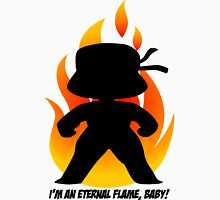 Ruby's an Eternal Flame, Baby! Unisex T-Shirt