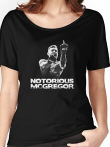 Notorious McGregor Women's Relaxed Fit T-Shirt