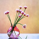 Painterly Chives by Colleen Farrell
