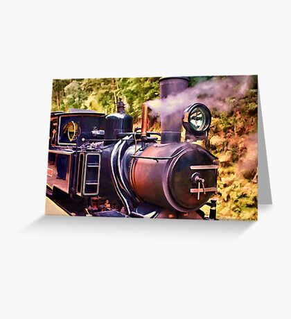 Mount Lyall Number 3 Greeting Card