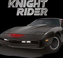knight rider by komangpuja