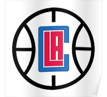 new clippers logo Poster