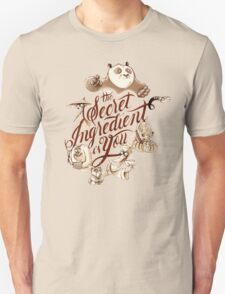 Secret Ingredient Unisex T-Shirt
