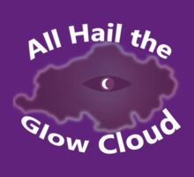 The Glow Cloud Is Here by Radioactivetar