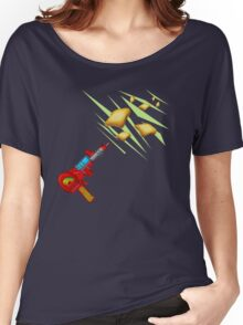 Toast Zappa by Anne Winkler Women's Relaxed Fit T-Shirt