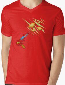 Toast Zappa by Anne Winkler Mens V-Neck T-Shirt