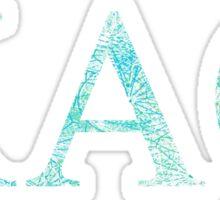 Kappa Alpha Theta - Beach Sticker